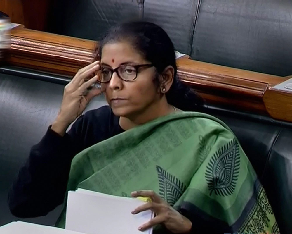 Cong stopped Rafale deal as it 'didn't get the money': Nirmala
