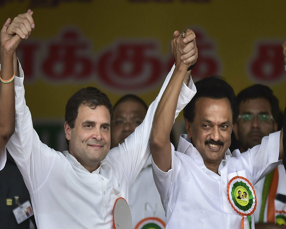 Cong to contest 20 seats and JDS 8 in LS polls