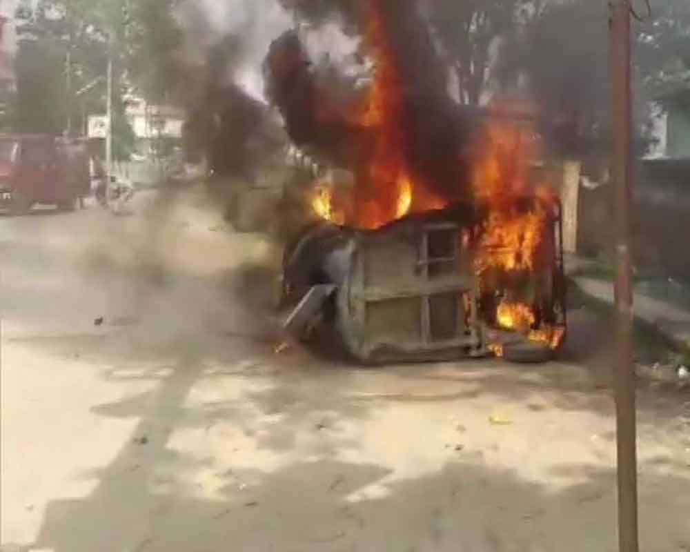 Curfew clamped in Assam's Hailakandi after communal clashes