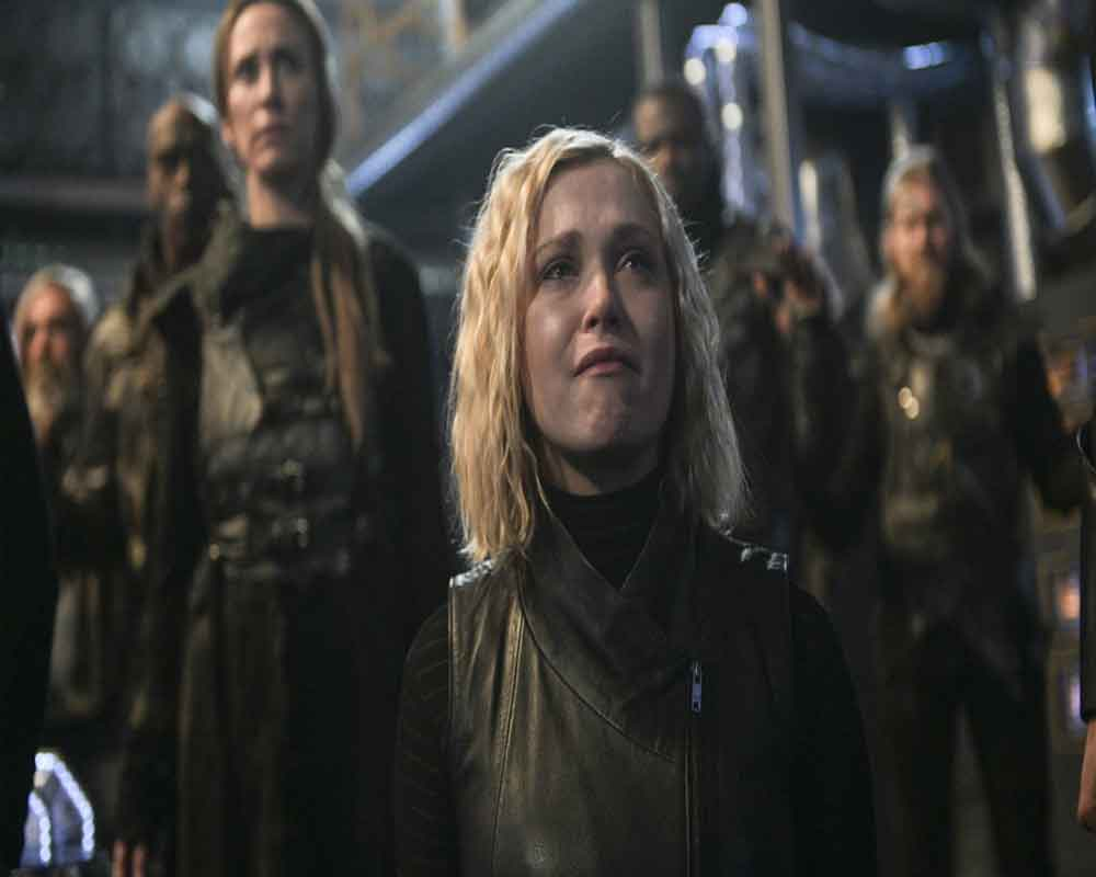 CW's 'The 100' to end after season seven