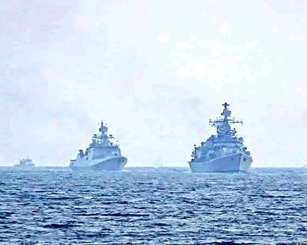Cyclone Idai: Indian Navy diverts ships for disaster relief