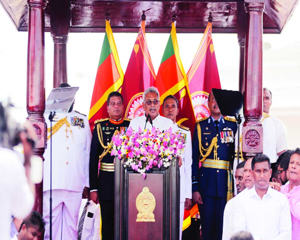 Dealing with a new Lanka