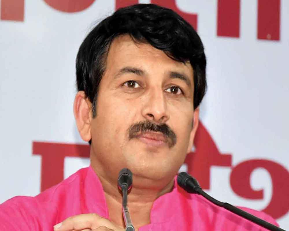 Delhi BJP chief Manoj Tiwari renews demand for NRC in Delhi, to meet Shah