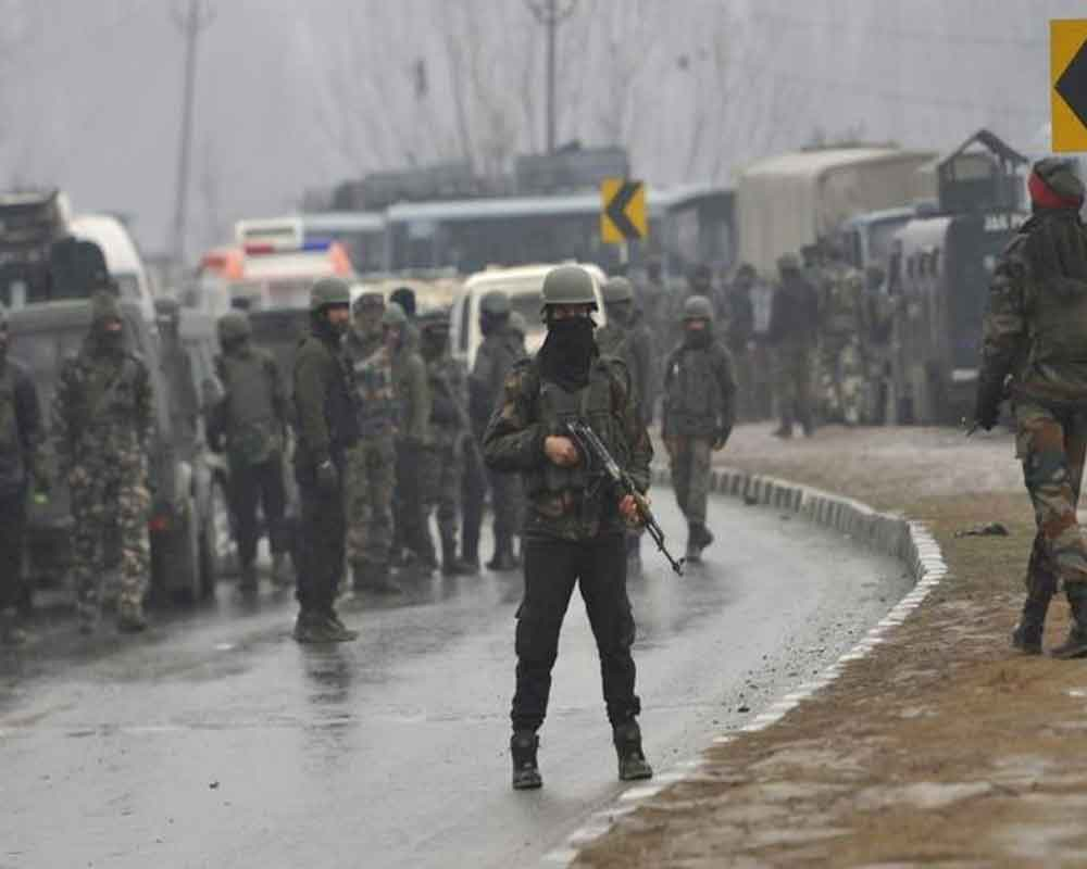 Delhi court sends close aide of Pulwama attack mastermind to NIA custody till Mar 29