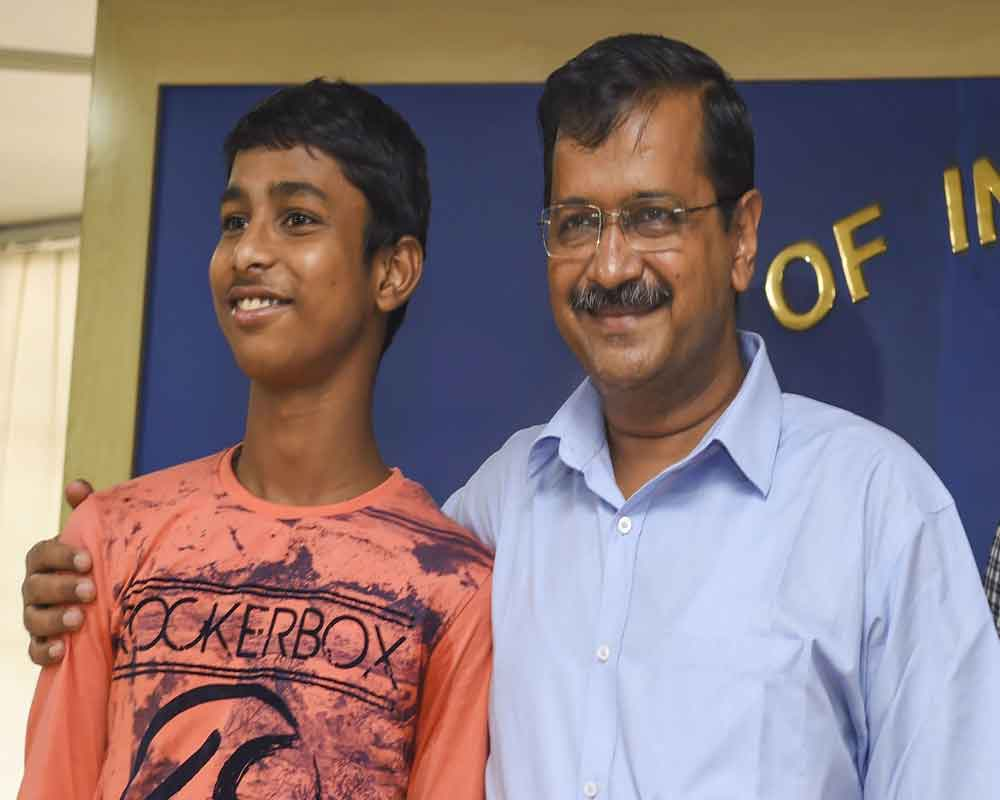 Delhi family decides to bear education cost of city student