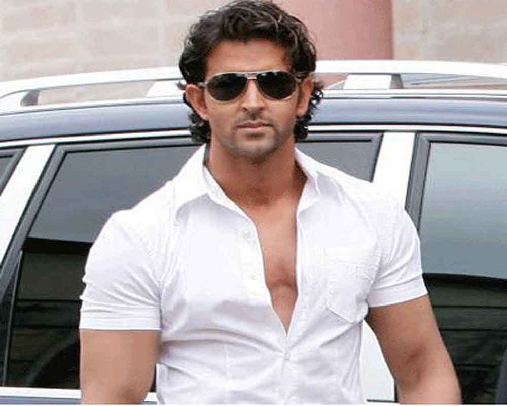 Dhoni Is My Favourite Player Hrithik Roshan