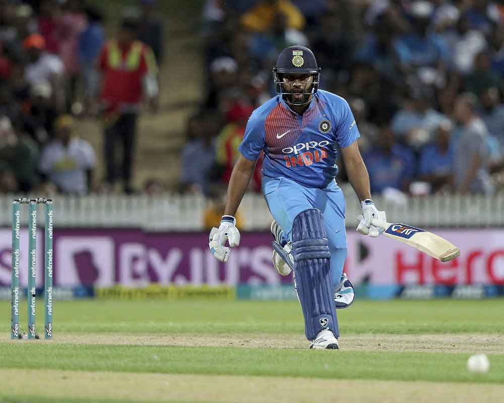 Disappointed with T20 series loss but lots of positives from NZ tour: Rohit