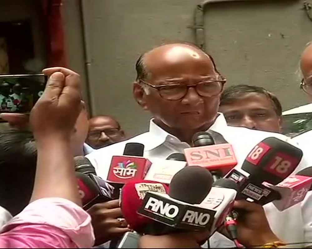 Don't know why Guv not calling single largest party: Pawar