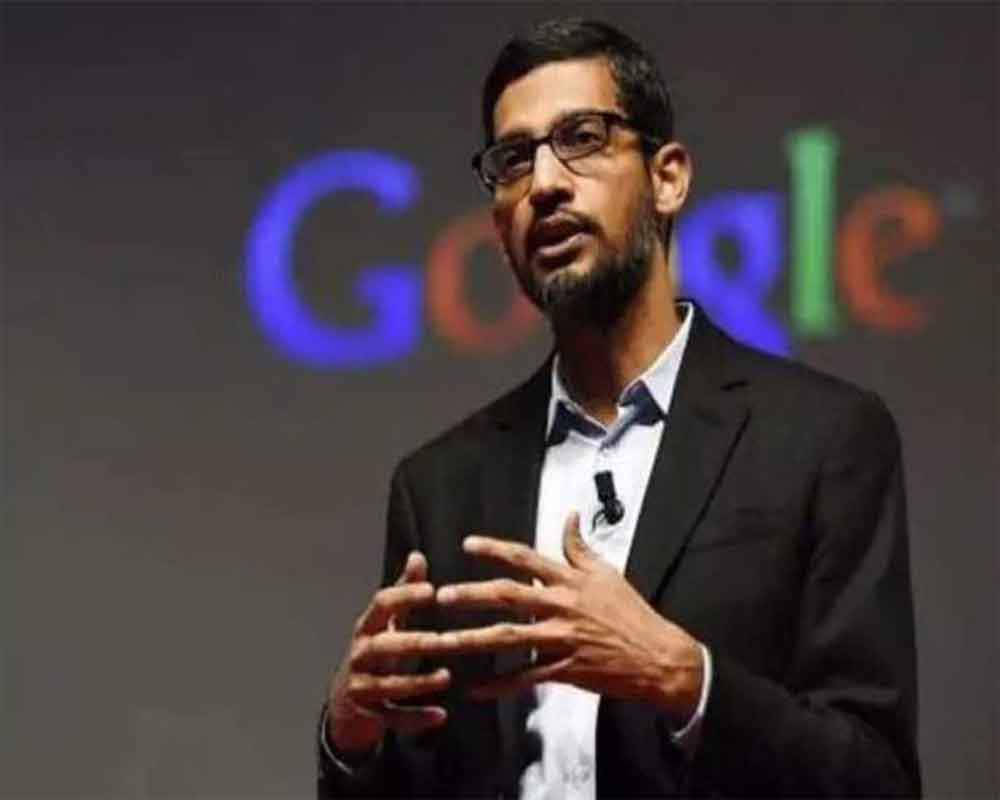 Don't regulate us for the sake of it: Pichai