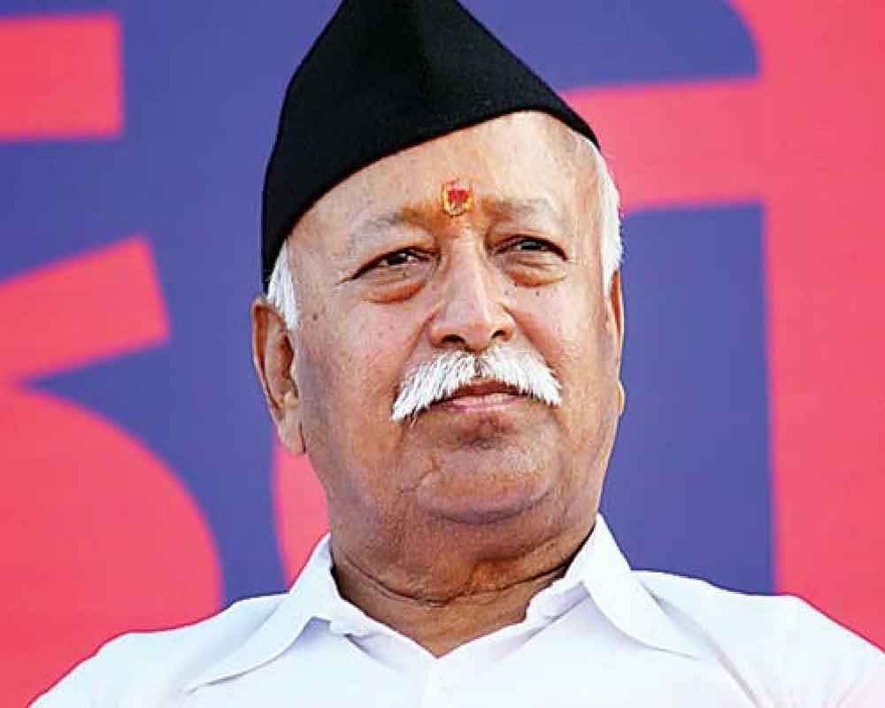 Don't use 'lynching' to defame India: Bhagwat