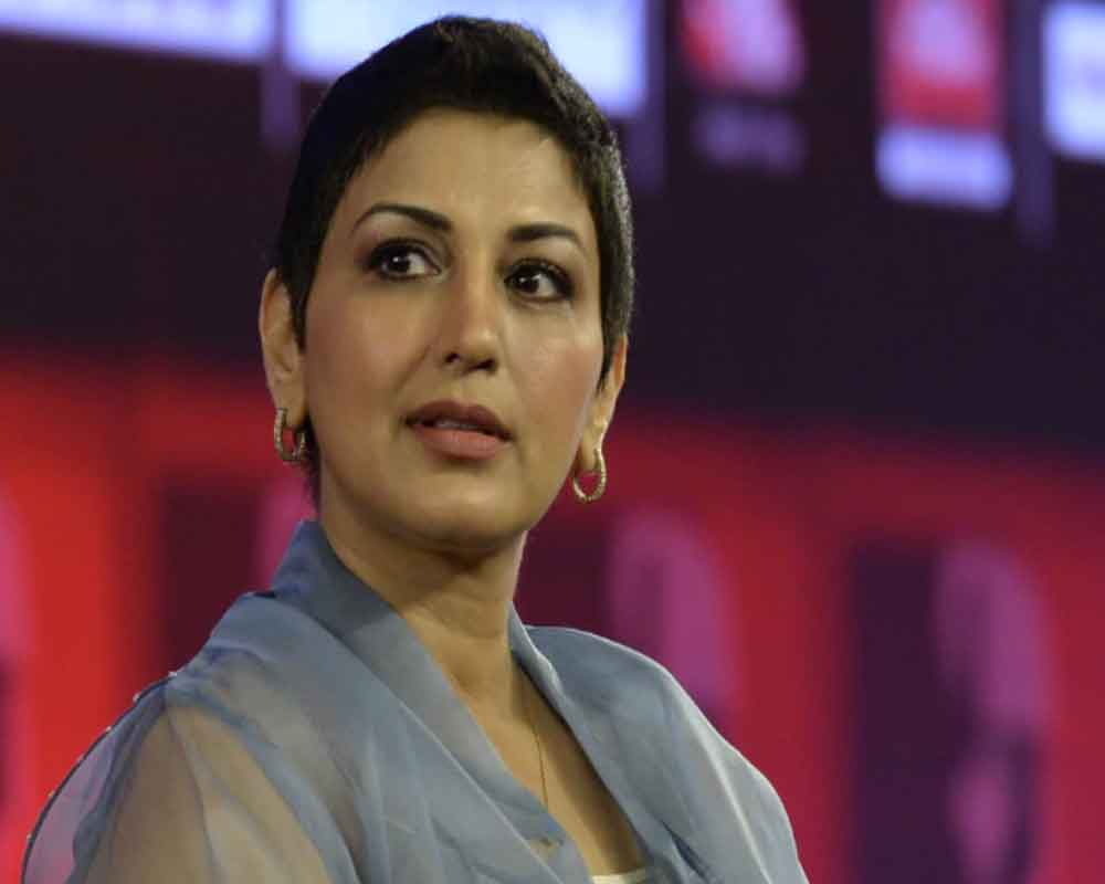 Early detection of cancer is essential: Sonali Bendre