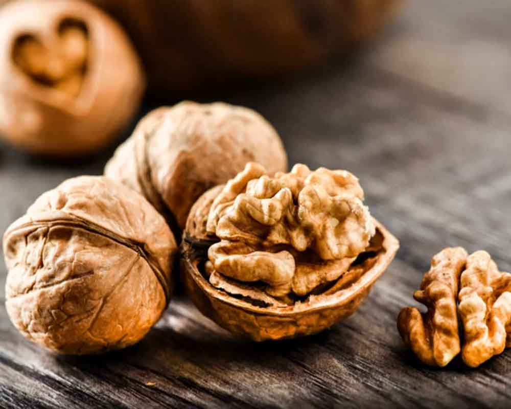 Eating walnuts may boost metabolism: Study