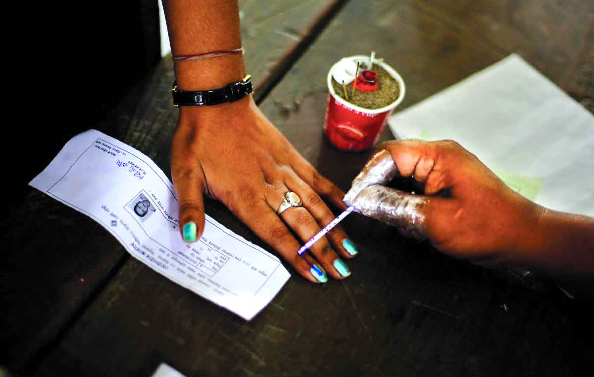 EC likely to fix April-May poll dates by ides of March