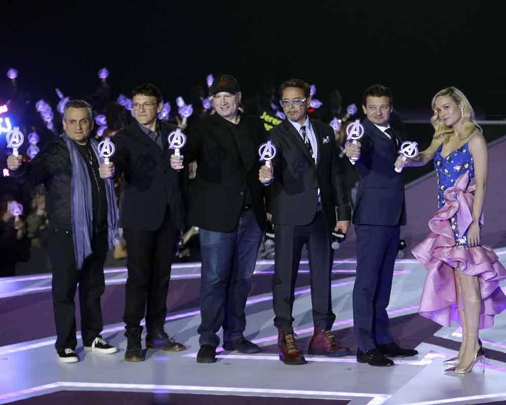 Emotions run high at 'Avengers: Endgame' fan event in Seoul