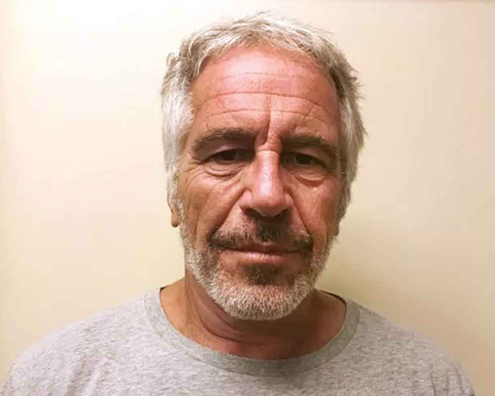 Epstein put assets in trust two days before suicide