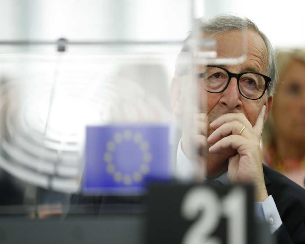 EU warns no-deal Brexit imminent if UK doesn't get serious