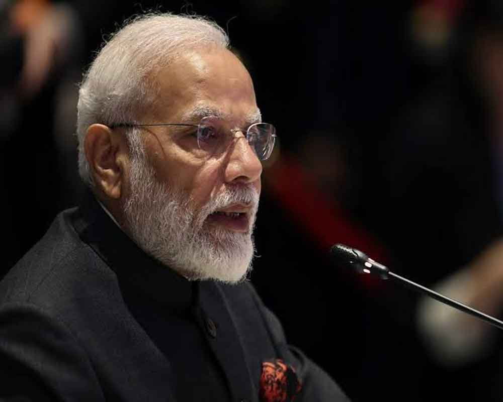 Every state, district has role in helping India become 5 trillion dollar economy: PM