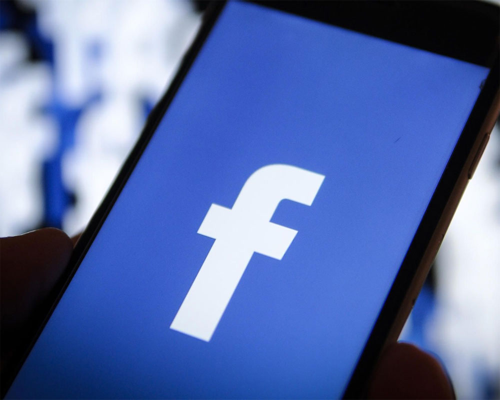 Facebook blames server for outage, some users happy
