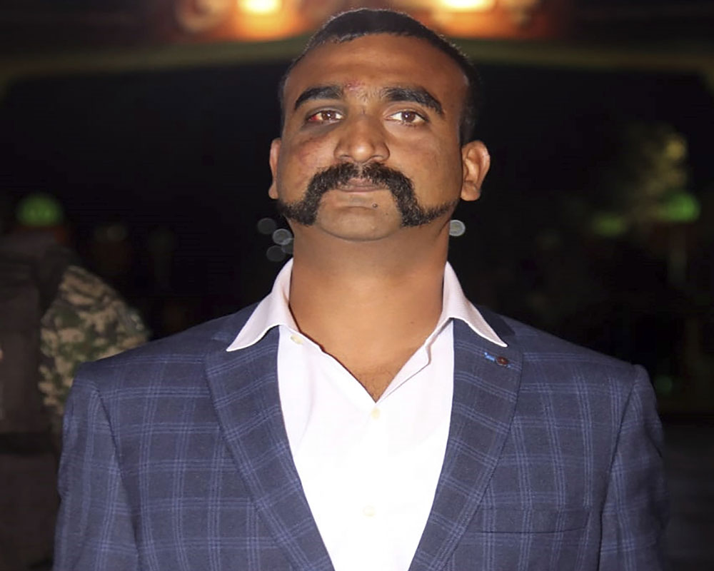 Fake accounts of Abhinandan created on social media, misinformation being spread: IAF