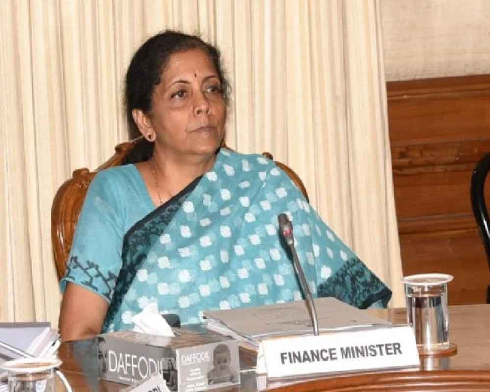 Finance Minister Sitharaman among world's 100 most powerful women: Forbes