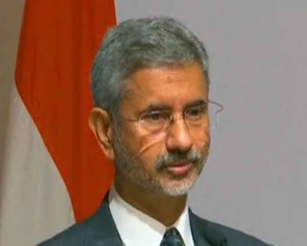 Foreign minister Jaishankar to visit the Netherlands from Saturday