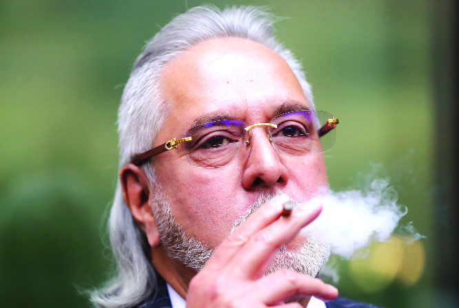 Fugitive economic offender Vijay Mallya's properties face seizure
