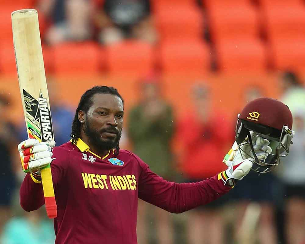 Gayle chooses yoga over gym, hopes to carry form into final World Cup