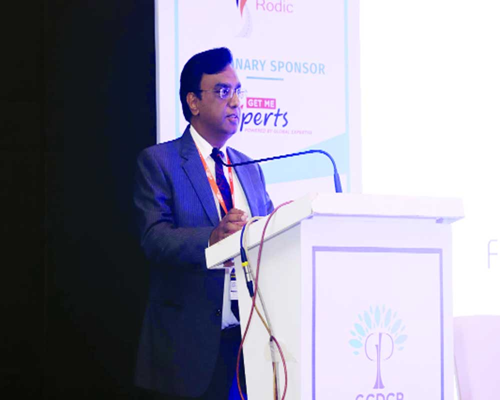 GCDCP organises a conference on AI