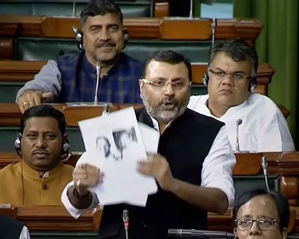 GDP data not gospel truth, need not be taken seriously: BJP MP