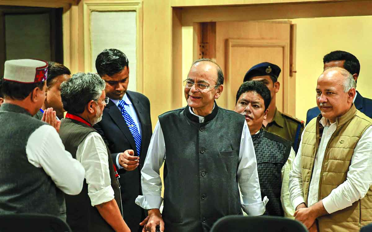 GST relief for homebuyers