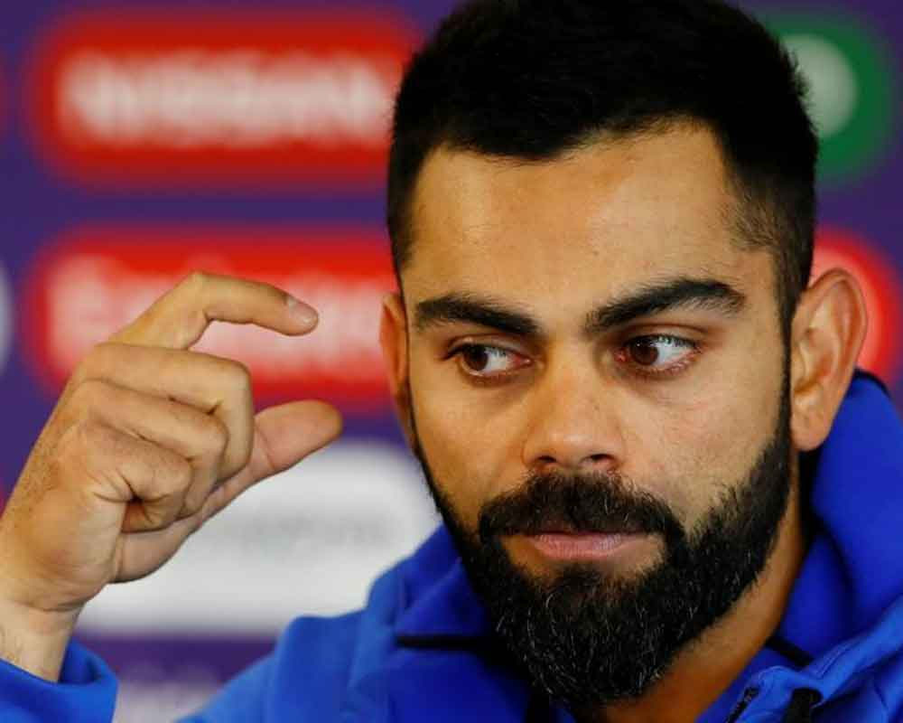 Hard to accept 45 minutes of bad cricket put us out of World Cup: Kohli