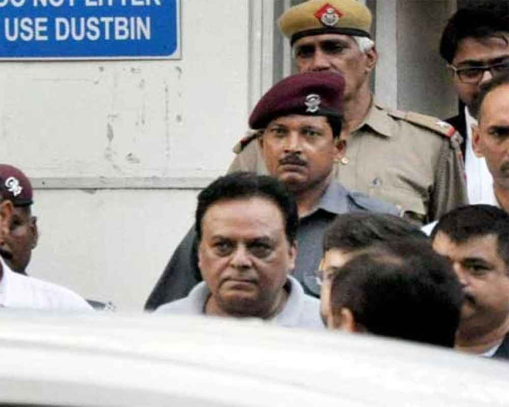 HC notice to Moin Qureshi on CBI's plea to enhance security amount  to travel to UAE, Pak