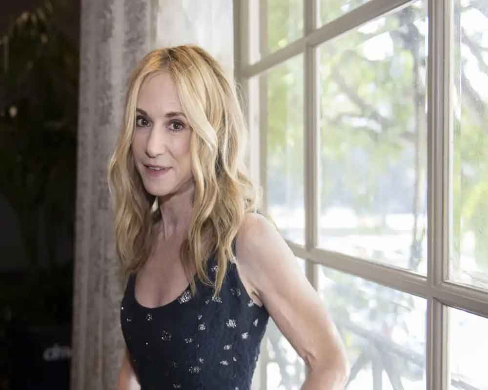 Holly Hunter joins drama series 'Succession'