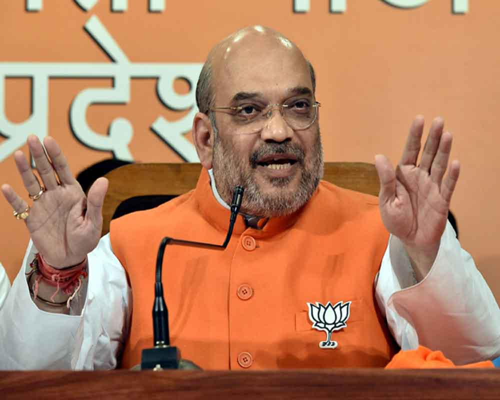 Home Minister Amit Shah reviews preparedness for cyclone Vayu
