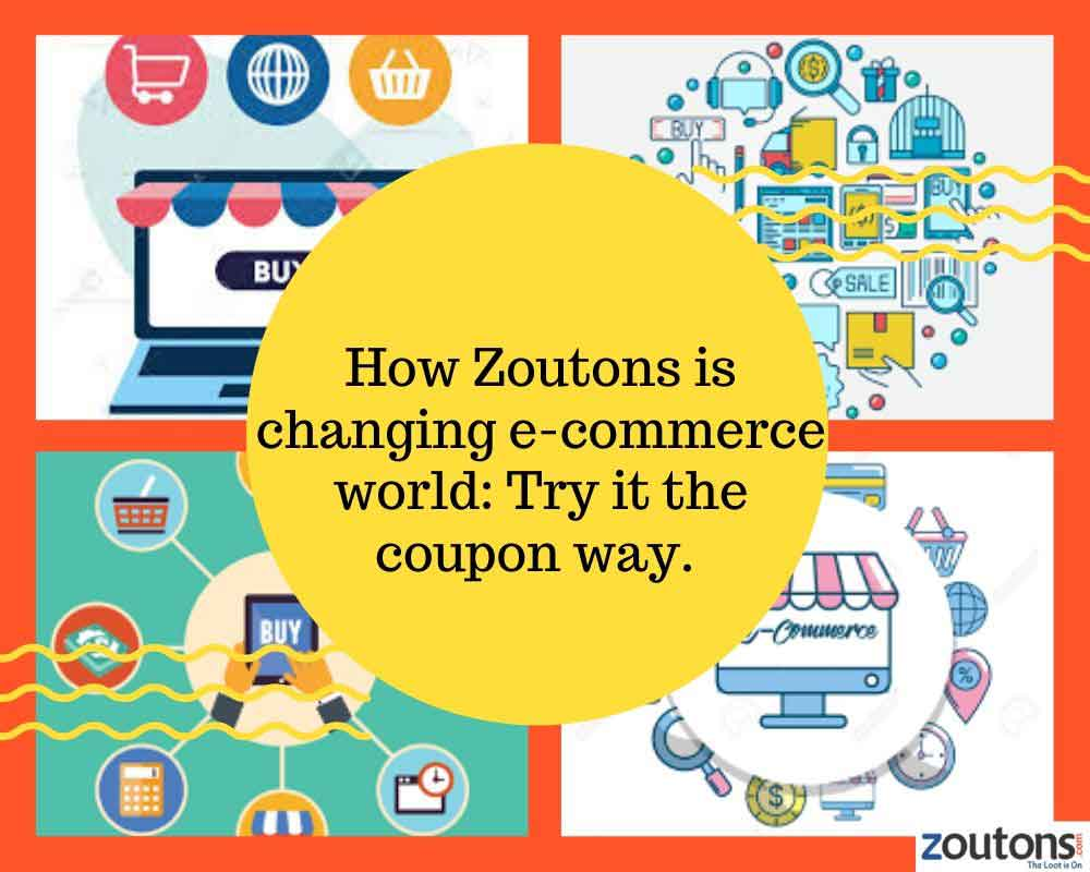 How Zoutons Is Changing E-Commerce World: Try It the Coupon Way!
