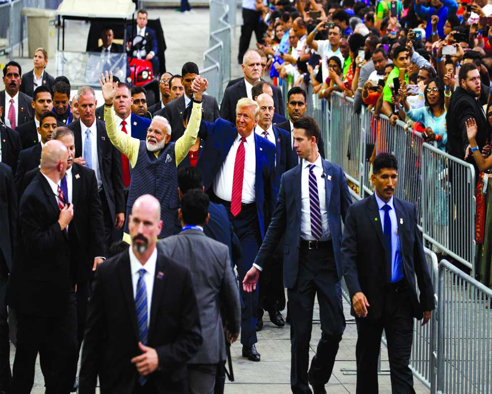 Howdy, Modi echoes in Houston
