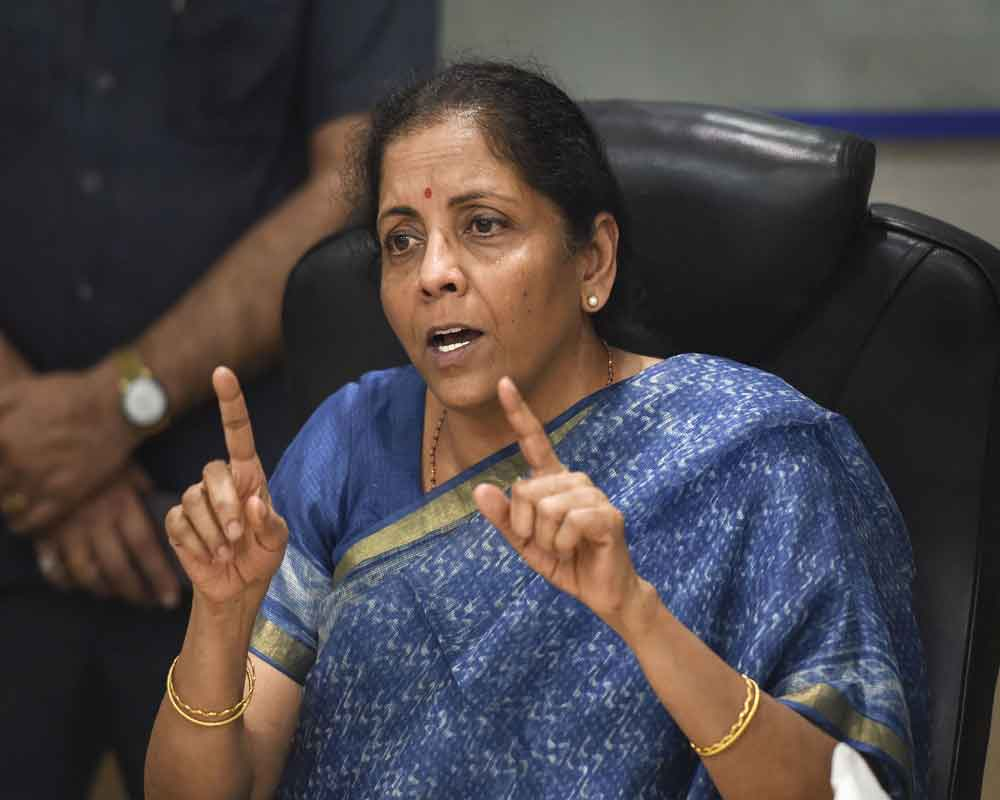 Human rights has become 'global buzzword' after revocation of Article 370: Sitharaman