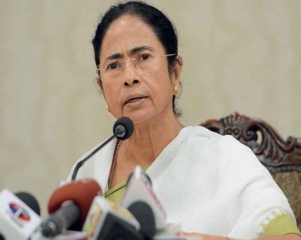 Human rights have been totally violated in Kashmir: Mamata