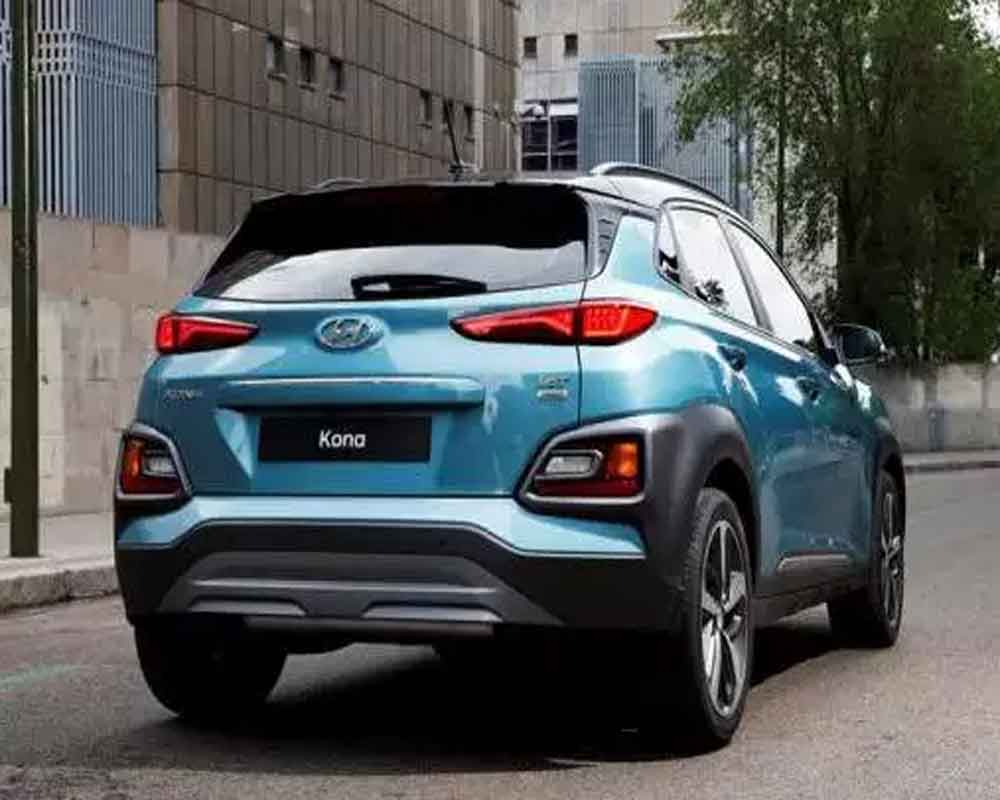 Hyundai To Launch Electric Suv Kona In India In July