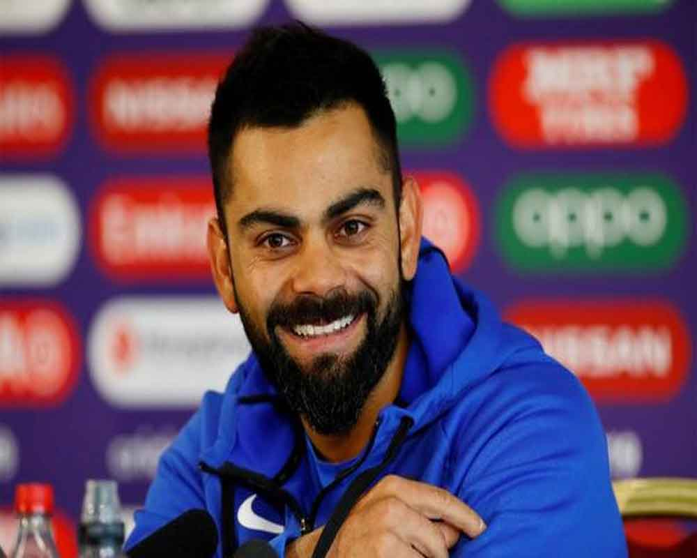 I'm in good headspace, want to enjoy little moments: Kohli