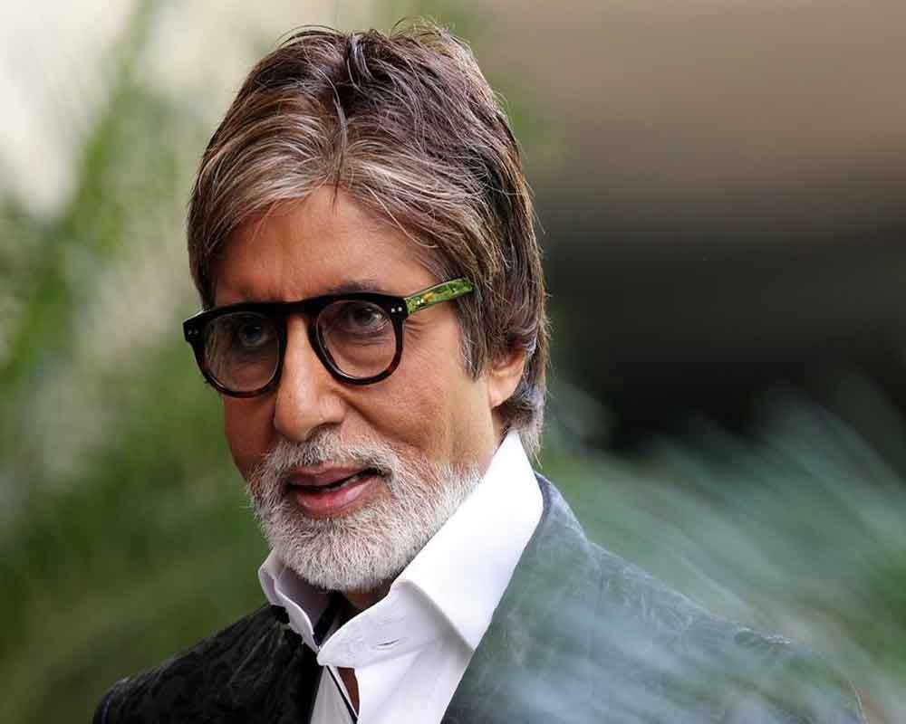 I was told not to do TV: Bachchan