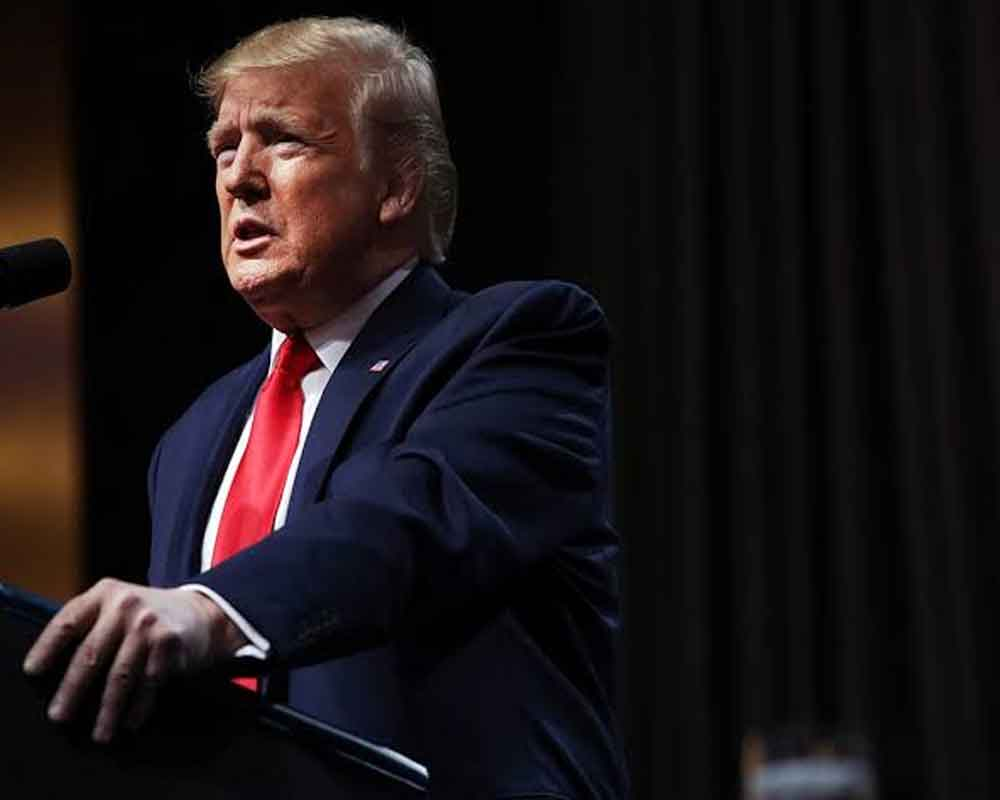 Impeachment proceedings a 'sham and should not be allowed': Trump