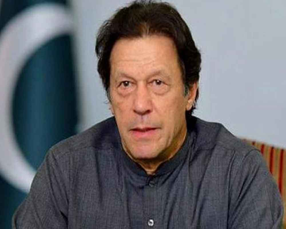 Imran Khan asks Pakistanis living abroad to help highlight Kashmir issue