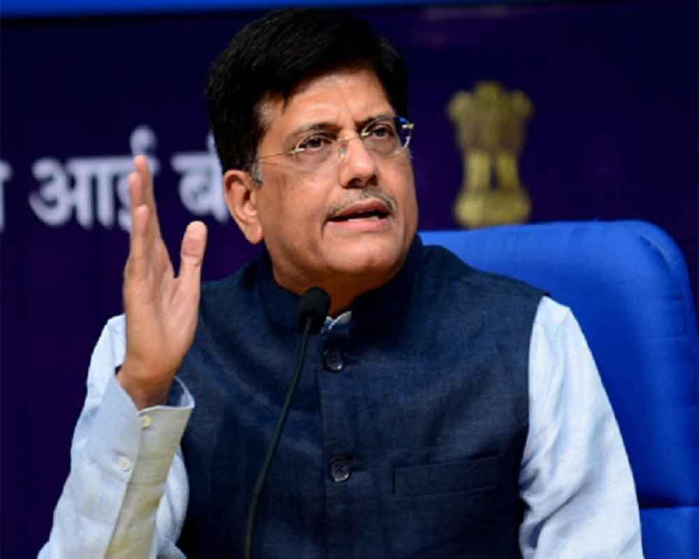 Ind, exporters should not depend on subsidies; work on improving  competitiveness: Goyal
