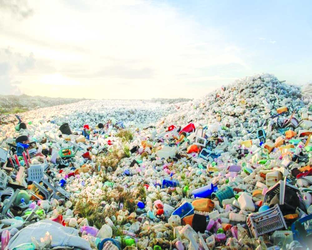 India becoming global plastic dumping hub, even for Pak!