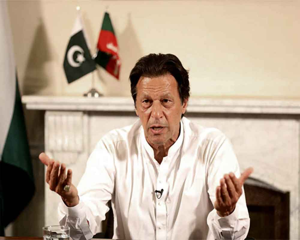 India could carry out 'action of some sort' in PoK, claims Pak PM Imran Khan