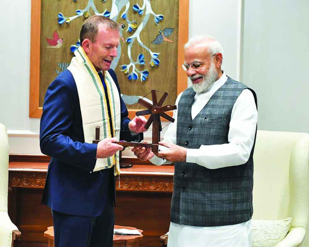 India deserves to be in Security Council: Tony Abbott