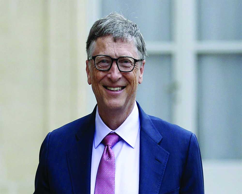 India has potential for very rapid economic growth: Bill Gates