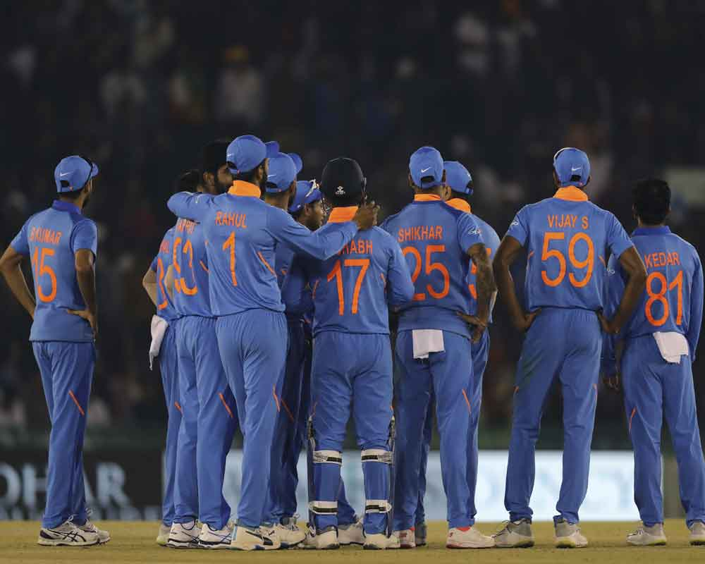 India look to seal off World Cup preparation with series win against Australia at Kotla