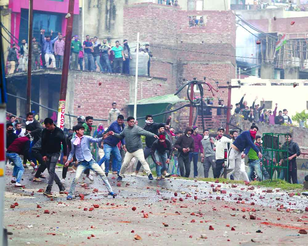 India outraged; curfew clamped on protest epicentre Jammu